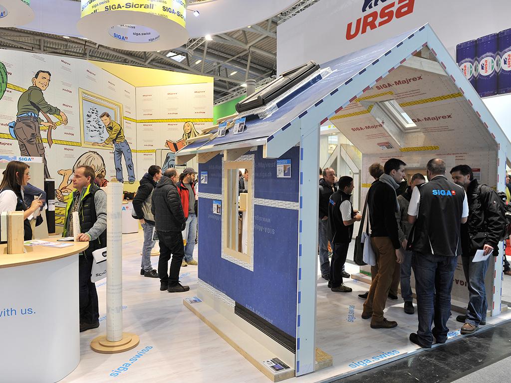 Salon Bau 2021 Munich Allemagne