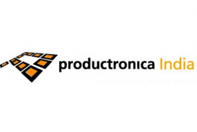 Logo productronica India